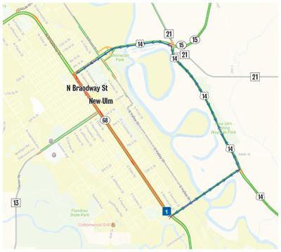 Highway Preservation Project To Kick Off Monday Mankato News