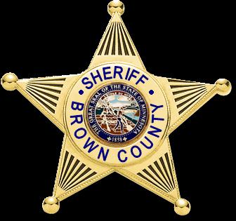 Brown County Sheriff logo