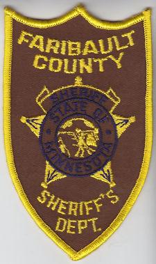 Faribault County Sheriff Department logo