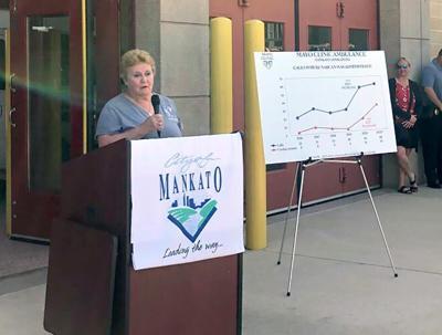 Nancy Sack speaks about her grandson's fatal overdose
