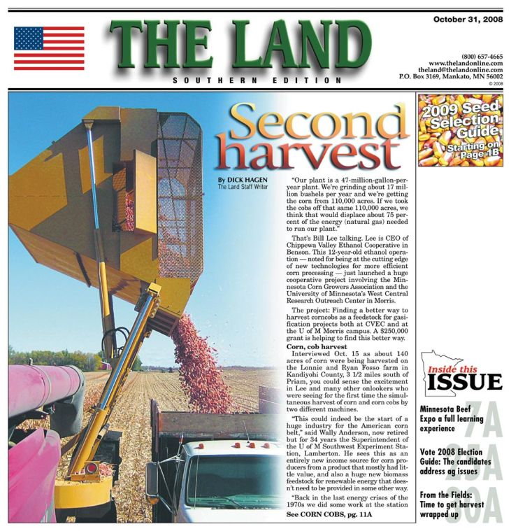 Cover story: Second harvest