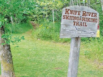 backroads knife river trail