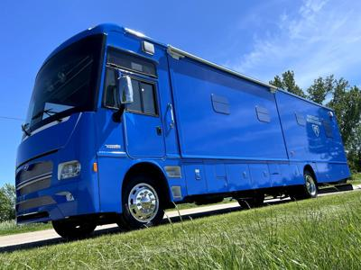 Mayo Clinic Health System mobile health clinic