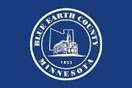 blue earth county logo