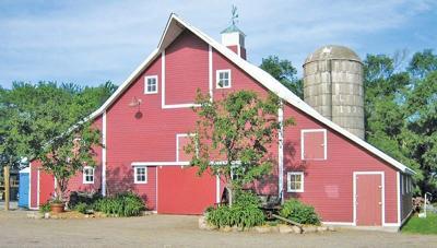 heritage event center barn