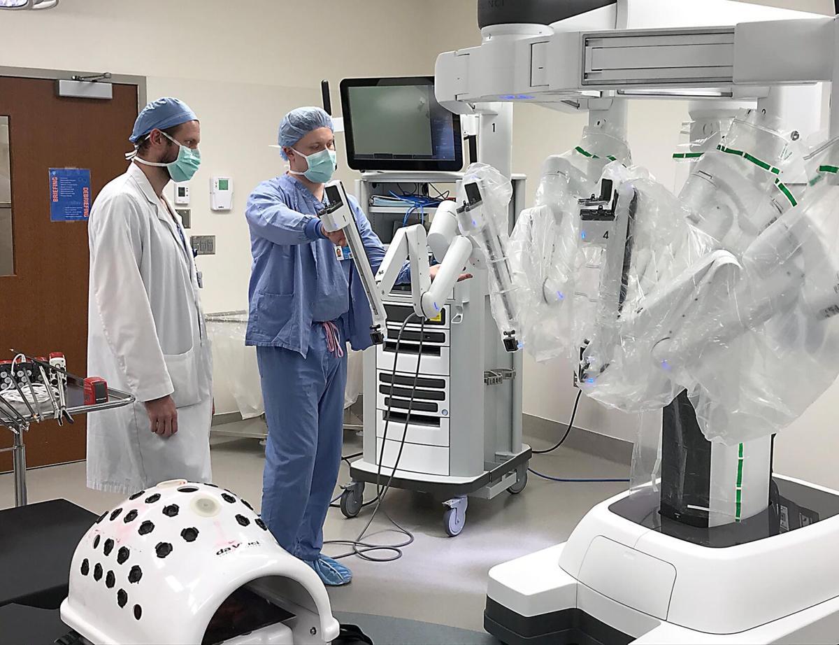 Surgery robot 1