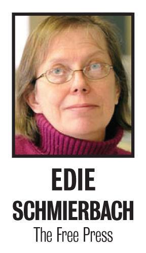Edie Schmierbach column