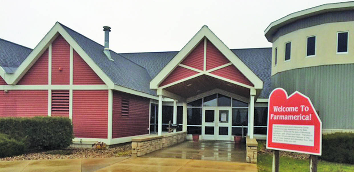 The Farmamerica Visitor Center Sits On 360 Acres In Rural Waseca, Minn.  Visitors Begin Their Experience At The Minnesota Agricultural Interpretive  Center ...