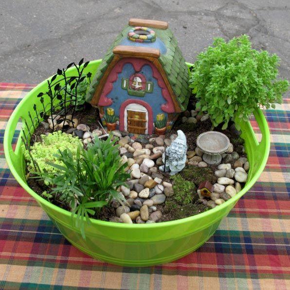In the Garden: Fairy gardens delight with dwarf plants