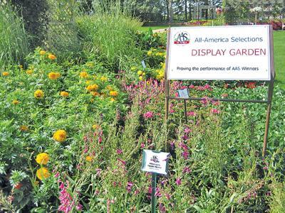 WCROC garden