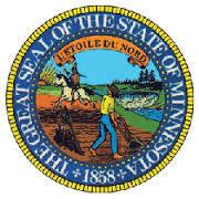 Minnesota state seal logo