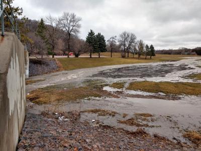 Mount Kato drainage