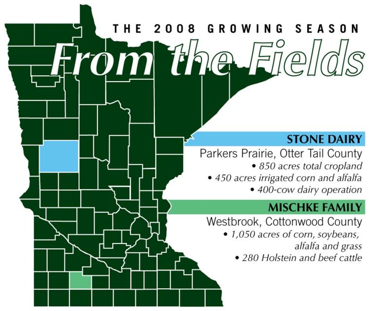 From the Fields: The 2008 Growing Season