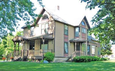 backroads dinehart house