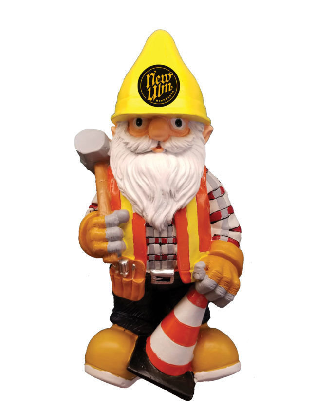 New Ulm's Gnome campaign back on road | Mankato News