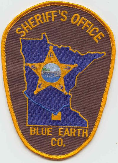 Blue Earth County Sheriff's logo
