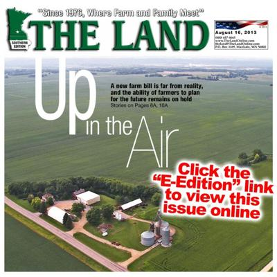 The Land's August 16, 2013 issue