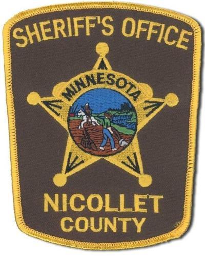 Nicollet County Sheriff's Office logo