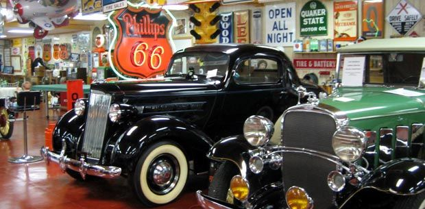 'Yesterday' museum salvages automotive memories