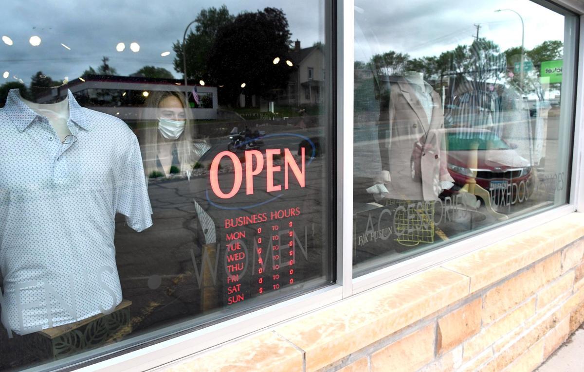 Retailers reopening 3