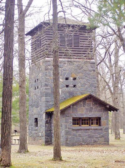 backroads lindbergh stone tower