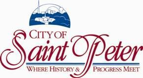 City of St. Peter logo