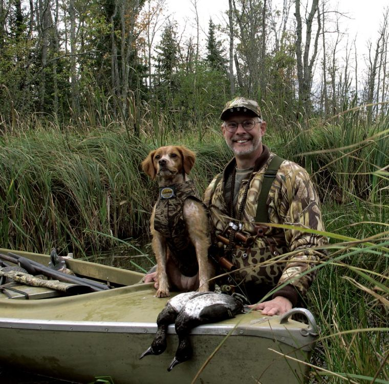 The Outdoors: Lodermeier displays decoy expertise in historical book