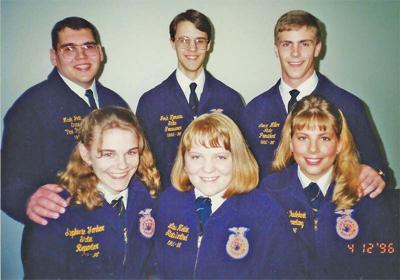 ffa officers old photo