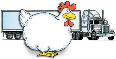 Entrepreneur driving chicken fat biofuel alternative
