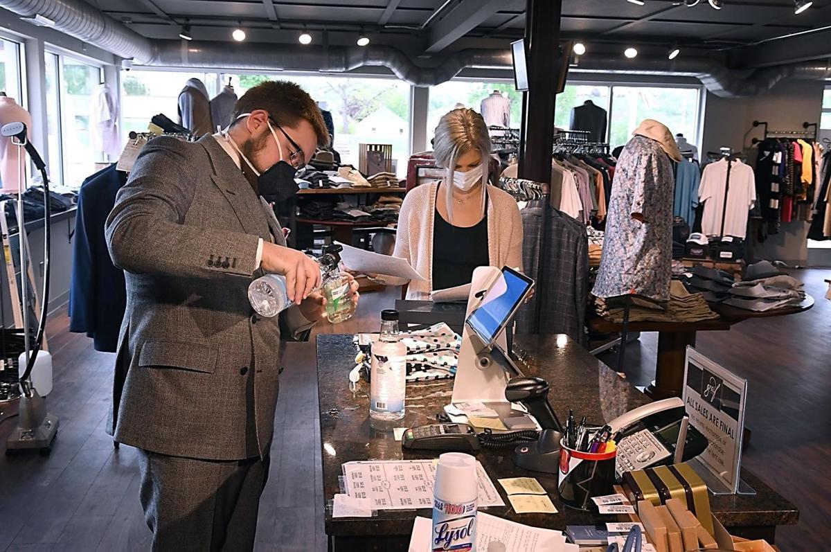 Retailers reopening 2