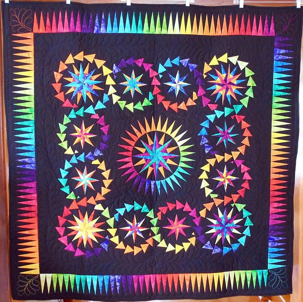 Mike Ellingsen quilt