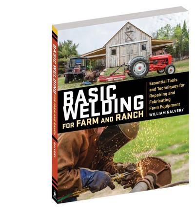 book cover welding