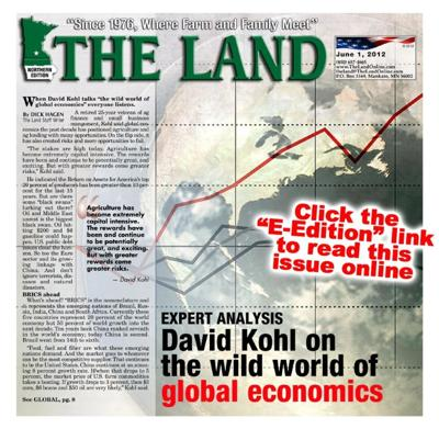 The Land's June 1, 2012 issue