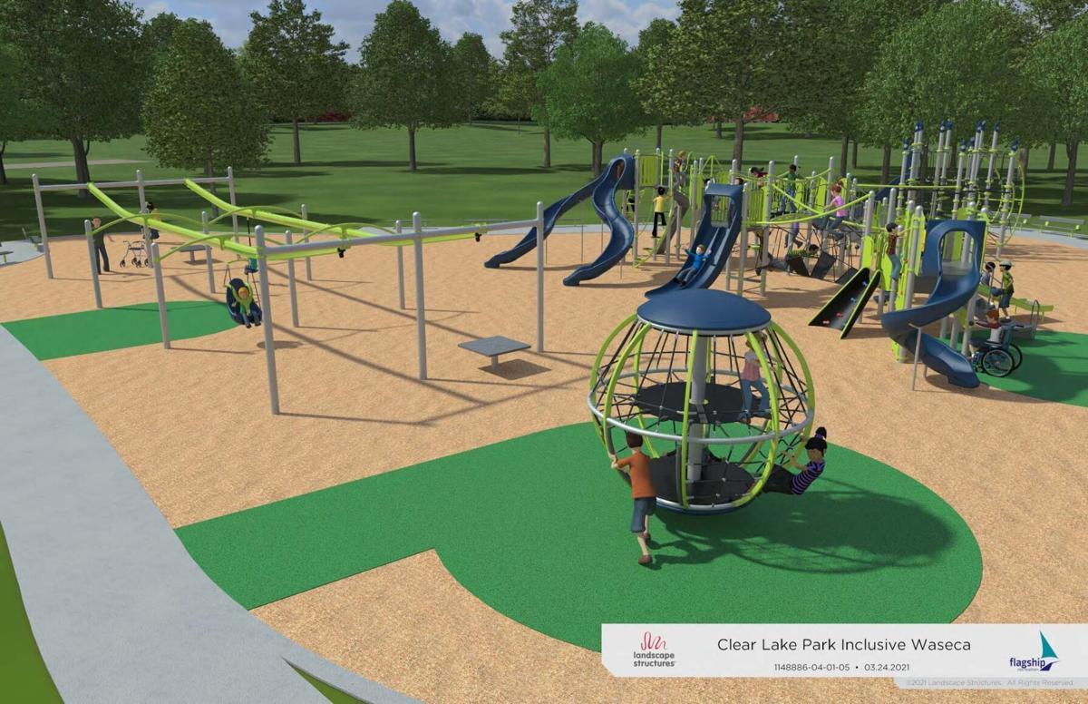 Waseca playground