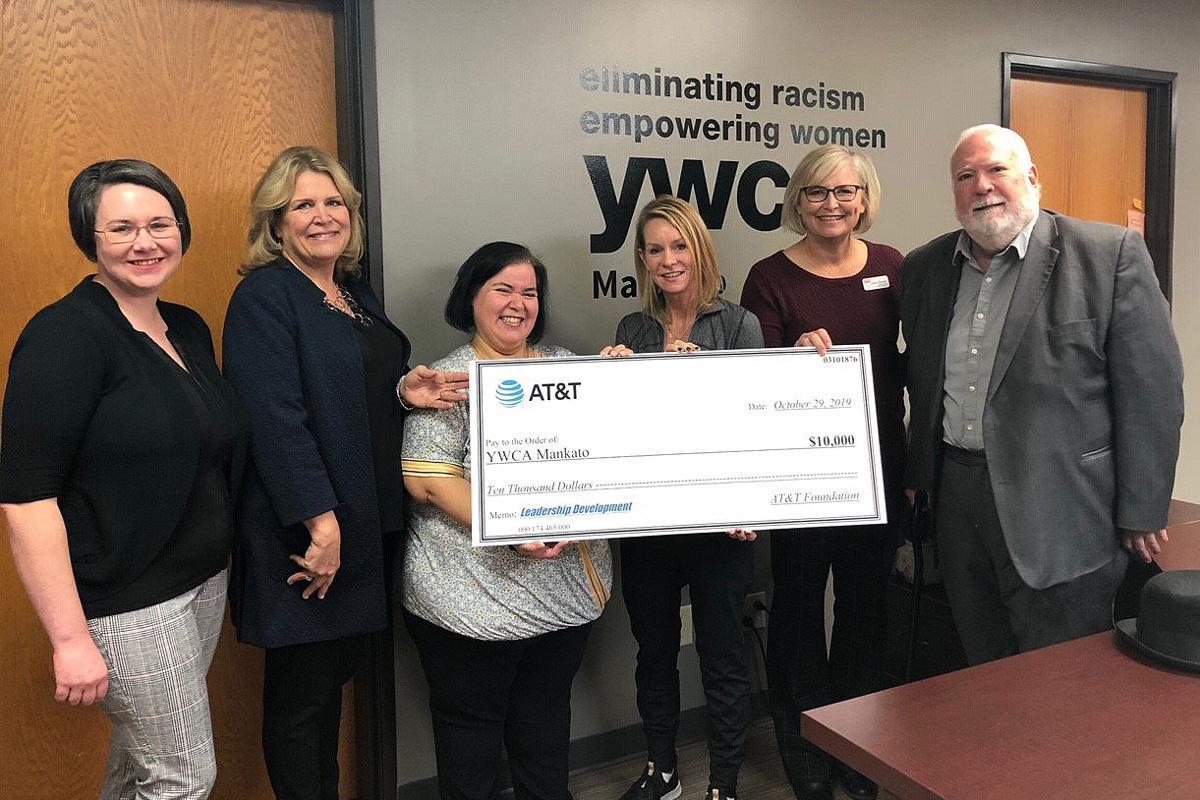 YWCA grant