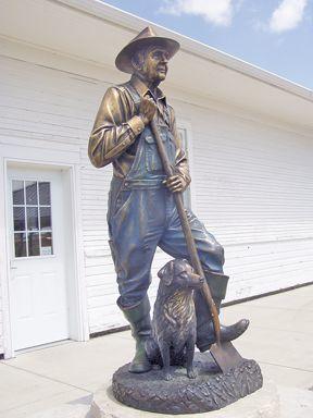 backroads hutch sculpture