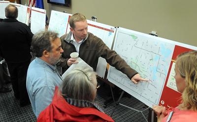 Transportation plan open house