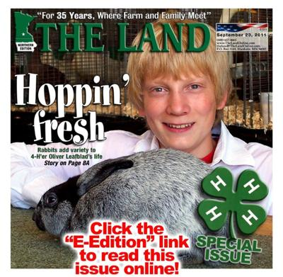 The Land's September 23, 2011 issue