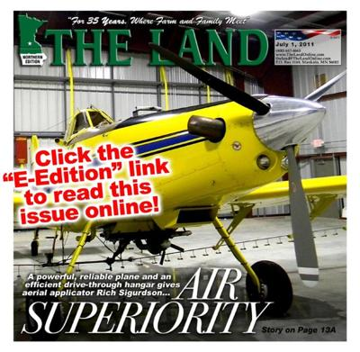 The Land's July 1, 2011 issue