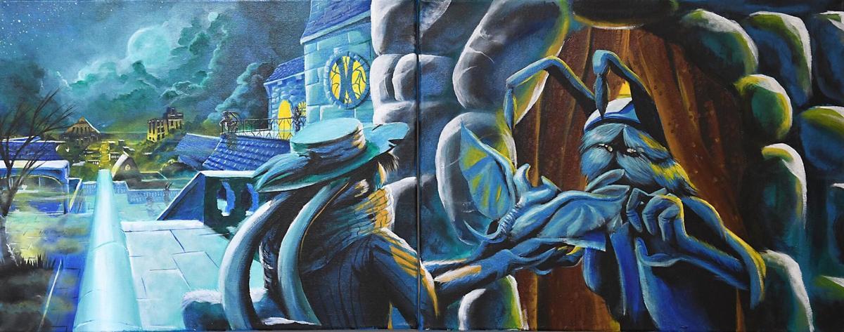 Artist James Mackey 2