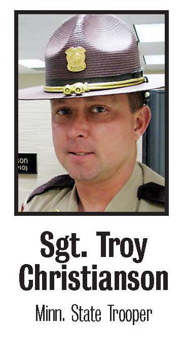 troy christianson mug (Ask a Trooper)