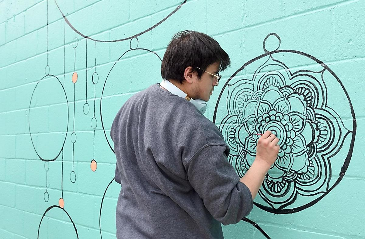Bellisimo mural 2