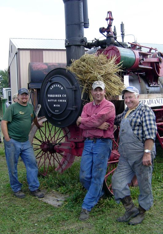 Pioneer Days grow to preserve rural history