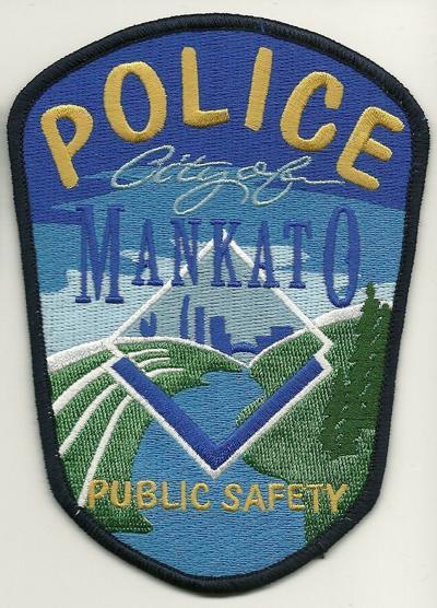 Mankato police logo
