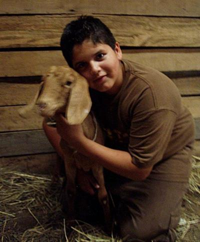 Raising goats a profitable, learning experience