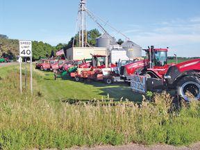landon gran tractors