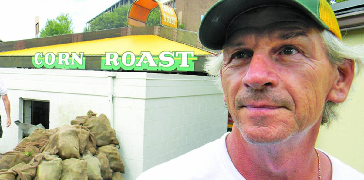 Corn Roast Guy