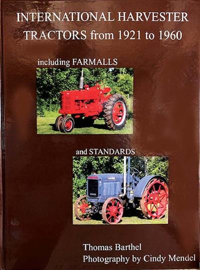 tom barthel tractor book cover