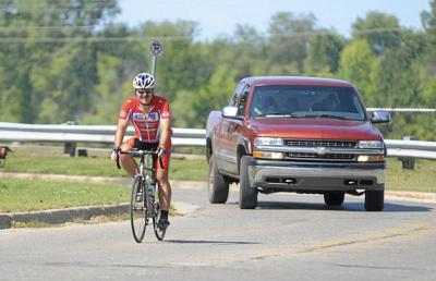 DALMAC bike tour to make stops in Vestaburg, Alma on way to Mackinaw