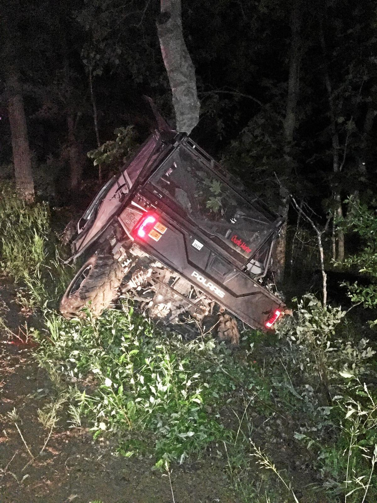 Driver arrested in Clare County ORV fatal crash